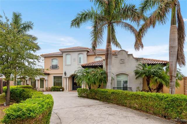 4302 San Efrain Drive, Mission, TX 78572 (MLS #329415) :: The Ryan & Brian Real Estate Team