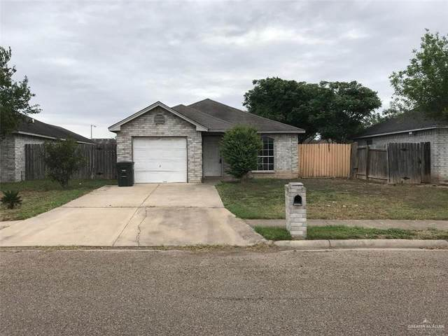 2712 Camino Grande, Mission, TX 78572 (MLS #329417) :: The Ryan & Brian Real Estate Team