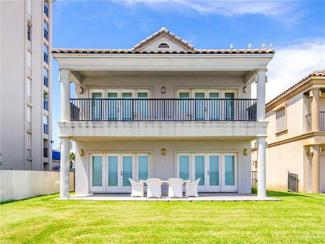 109 Villa Doce Drive, South Padre Island, TX 78597 (MLS #329431) :: Jinks Realty