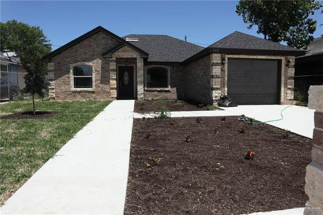 608 W Falcon Avenue, Pharr, TX 78577 (MLS #329478) :: The Lucas Sanchez Real Estate Team