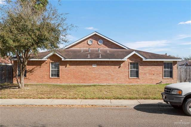 3705 Joby Street, Edinburg, TX 78541 (MLS #329491) :: eReal Estate Depot