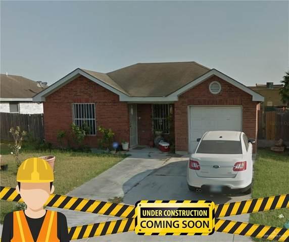 811 E Valle Vista Avenue, Pharr, TX 78577 (MLS #329557) :: eReal Estate Depot
