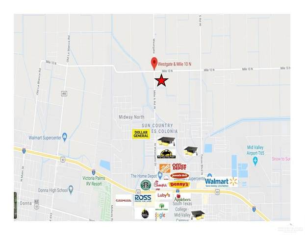 0 Westgate Drive, Weslaco, TX 78596 (MLS #329575) :: Jinks Realty
