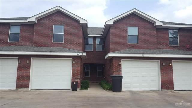 411 S 48th Lane #2, Mcallen, TX 78501 (MLS #329594) :: The Ryan & Brian Real Estate Team