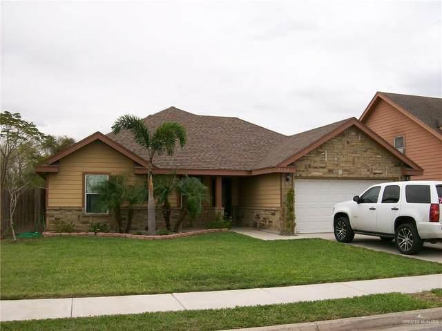 3122 Whitetail Drive, Weslaco, TX 78596 (MLS #329599) :: Jinks Realty