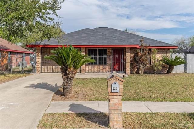 2205 N Coyote Avenue, San Juan, TX 78589 (MLS #329608) :: The Ryan & Brian Real Estate Team