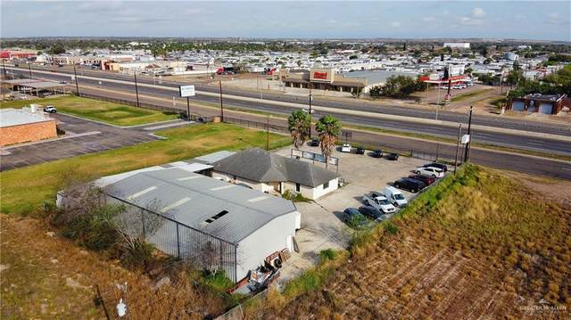 3021 W Palma Vista Drive, Palmview, TX 78572 (MLS #329627) :: Jinks Realty