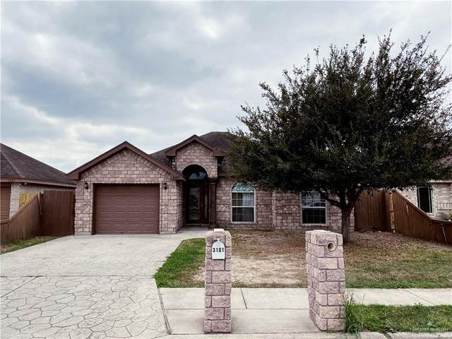 3101 Ursula Avenue, Mcallen, TX 78503 (MLS #329642) :: The Ryan & Brian Real Estate Team