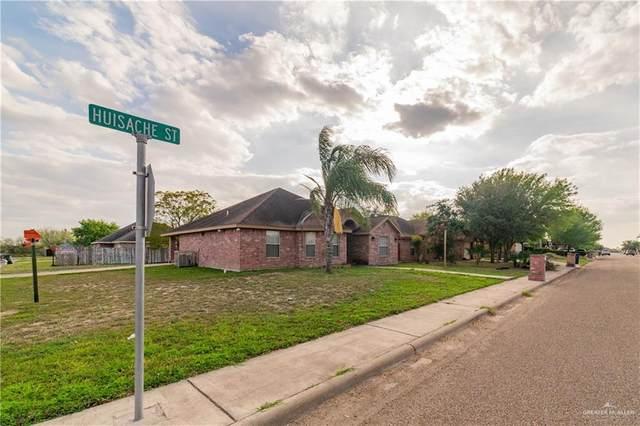 734 Huisache Street, La Joya, TX 78560 (MLS #329666) :: The Ryan & Brian Real Estate Team
