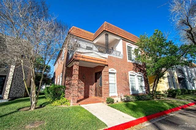 3100 S 2nd Street #29, Mcallen, TX 78501 (MLS #329753) :: The Ryan & Brian Real Estate Team