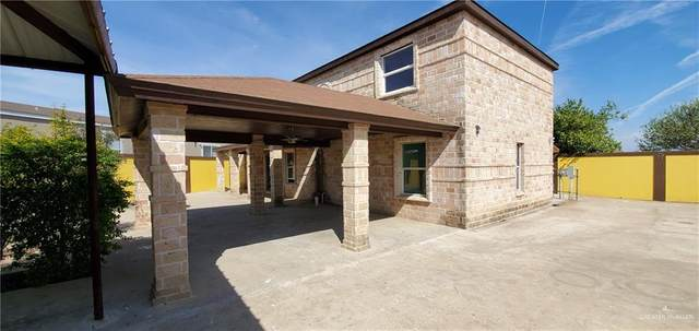 4603 Primavera Lane, Laredo, TX 78046 (MLS #329761) :: Jinks Realty