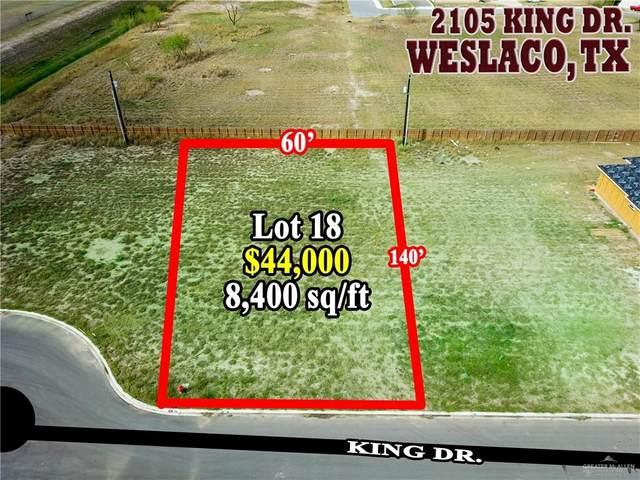 2105 King Drive, Weslaco, TX 78596 (MLS #329795) :: Realty Executives Rio Grande Valley