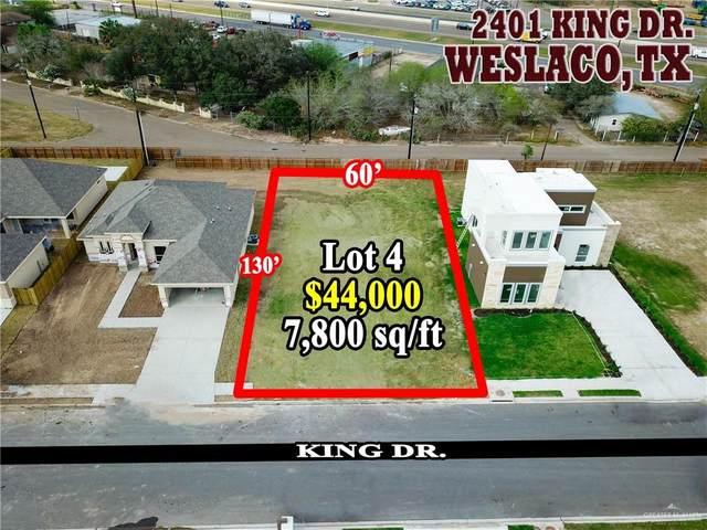 2401 King Drive, Weslaco, TX 78596 (MLS #329796) :: Realty Executives Rio Grande Valley