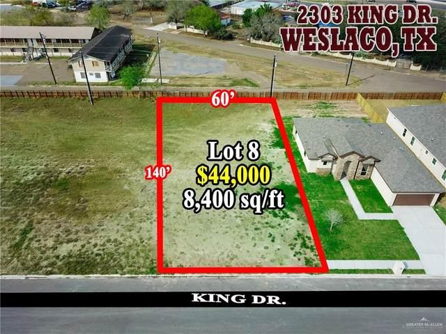 2303 King Drive, Weslaco, TX 78596 (MLS #329797) :: Realty Executives Rio Grande Valley