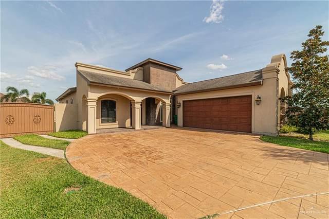 2105 S Erica Street, Pharr, TX 78577 (MLS #329819) :: The Ryan & Brian Real Estate Team