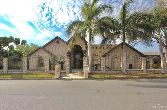 3106 Granjeno Avenue, Hidalgo, TX 78557 (MLS #329850) :: The Ryan & Brian Real Estate Team