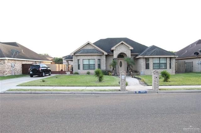 904 Las Brisas Drive, Mission, TX 78574 (MLS #329877) :: The Ryan & Brian Real Estate Team