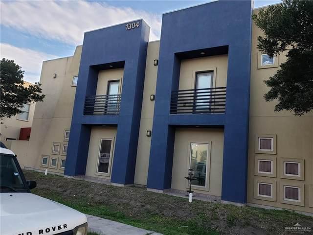 1304 E Camellia Avenue #1, Mcallen, TX 78501 (MLS #329884) :: Realty Executives Rio Grande Valley