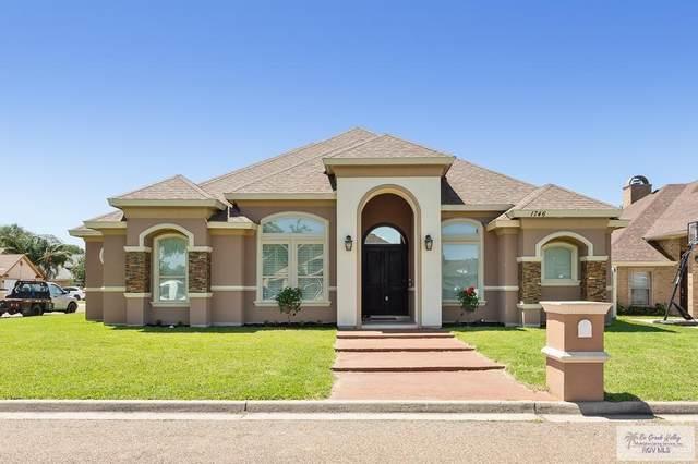 1746 Gabriels Landing, Harlingen, TX 78552 (MLS #329894) :: Realty Executives Rio Grande Valley