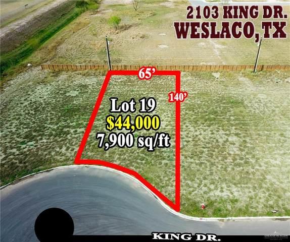 2103 King Drive, Weslaco, TX 78596 (MLS #329919) :: eReal Estate Depot