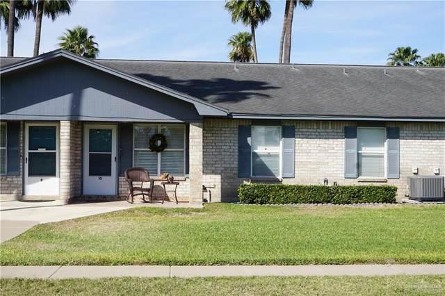 807 E 21st Street #10, Mission, TX 78572 (MLS #330007) :: The Lucas Sanchez Real Estate Team