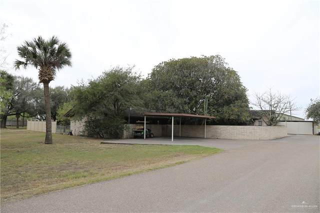 10701 N Ware Road House & Warehou, Mcallen, TX 78504 (MLS #330042) :: The Ryan & Brian Real Estate Team