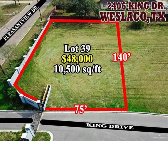 2406 King Drive, Weslaco, TX 78596 (MLS #330071) :: The Lucas Sanchez Real Estate Team