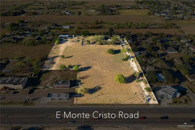2609 E Monte Cristo Road, Edinburg, TX 78542 (MLS #330090) :: Jinks Realty