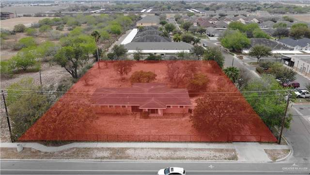 613 N Jackson Road, Edinburg, TX 78541 (MLS #330158) :: Realty Executives Rio Grande Valley