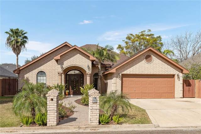 3521 N 39th Street, Mcallen, TX 78501 (MLS #330160) :: The Ryan & Brian Real Estate Team