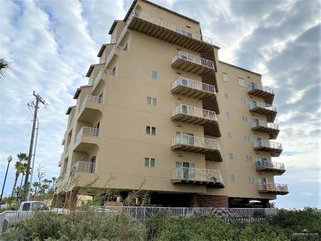 200 Capricorn Street S502, South Padre Island, TX 78597 (MLS #330192) :: The Ryan & Brian Real Estate Team