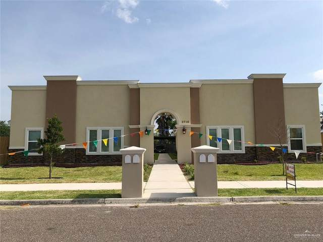 2716 Primrose Avenue, Edinburg, TX 78541 (MLS #330313) :: The Ryan & Brian Real Estate Team