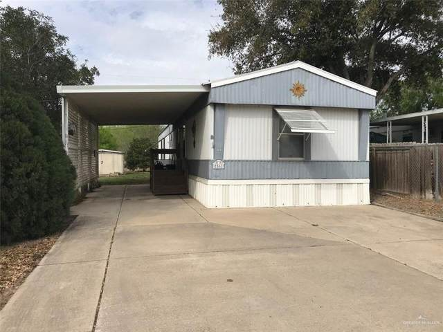 56 Lampshire, Palmview, TX 78572 (MLS #330364) :: The Ryan & Brian Real Estate Team