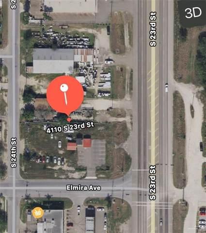 4110 S 23rd Street, Mcallen, TX 78503 (MLS #330430) :: Key Realty