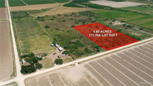 TBD N Ware Road, Mcallen, TX 78504 (MLS #330433) :: Key Realty