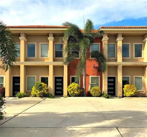 1205 E Olympia Avenue #4, Mcallen, TX 78503 (MLS #330445) :: Realty Executives Rio Grande Valley
