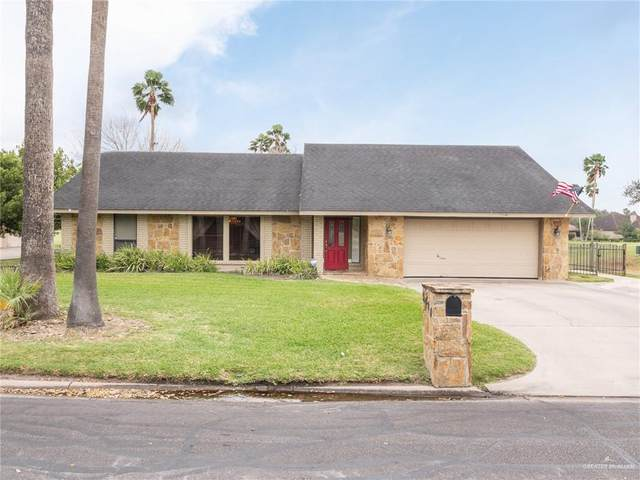 5400 Palm Valley Drive, Harlingen, TX 78552 (MLS #330468) :: The Maggie Harris Team