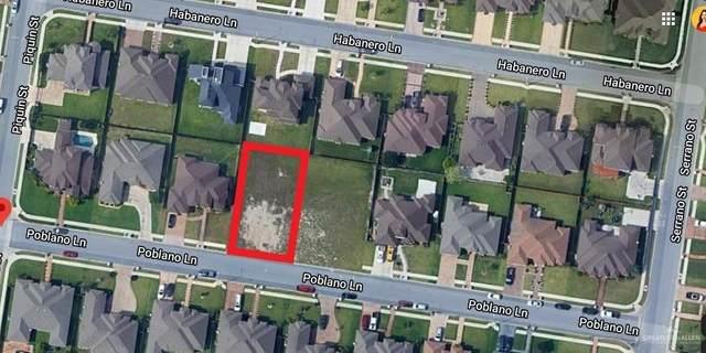 00 Poblano Street, Edinburg, TX 78539 (MLS #330474) :: Realty Executives Rio Grande Valley
