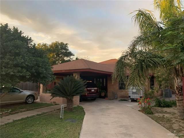 307 E Azalea Avenue, Hidalgo, TX 78557 (MLS #330481) :: Realty Executives Rio Grande Valley