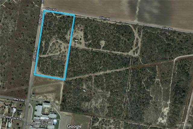 0 W Giles Road, Penitas, TX 78560 (MLS #330483) :: Realty Executives Rio Grande Valley