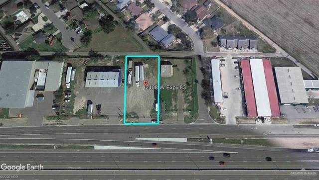 2408 W Expressway 83 Highway, Mission, TX 78572 (MLS #330490) :: The Lucas Sanchez Real Estate Team