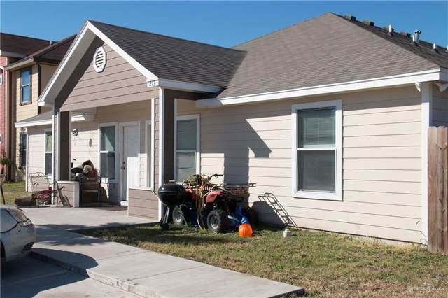 213 N Linares Street, Alton, TX 78573 (MLS #330533) :: Jinks Realty