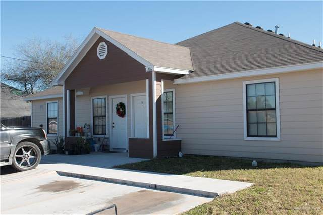 216 N Linares Street, Alton, TX 78573 (MLS #330534) :: Jinks Realty