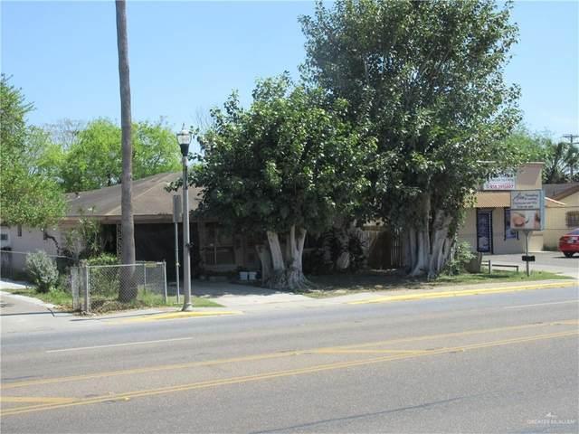 112 N Conway Avenue N, Mission, TX 78572 (MLS #330544) :: Jinks Realty