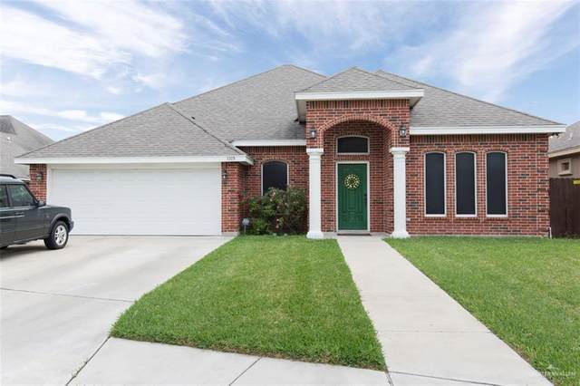 1105 S Hibiscus Street, Pharr, TX 78577 (MLS #330576) :: Jinks Realty