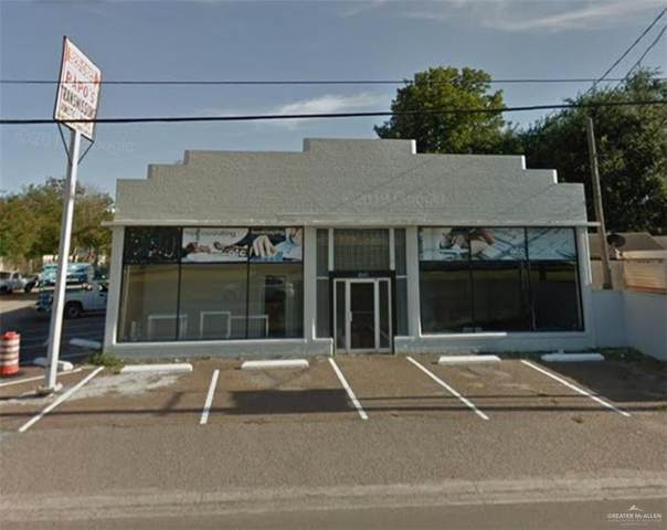 2521 W Us Highway Business 83 Highway, Mcallen, TX 78501 (MLS #330633) :: Realty Executives Rio Grande Valley