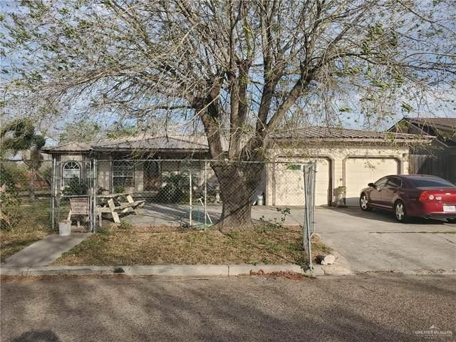115 Montgomery Street, Edcouch, TX 78538 (MLS #330671) :: Jinks Realty