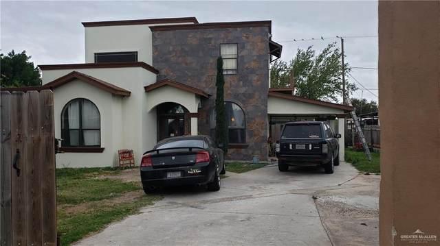 1605 Indigo Street, Edinburg, TX 78541 (MLS #330716) :: Realty Executives Rio Grande Valley