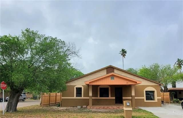 218 E 10th Street, San Juan, TX 78589 (MLS #330783) :: The Ryan & Brian Real Estate Team
