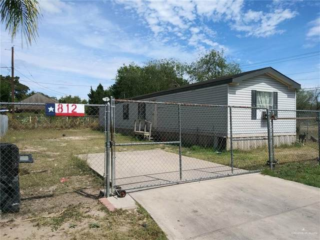 812 E 27th Street, Weslaco, TX 78596 (MLS #330788) :: The Ryan & Brian Real Estate Team